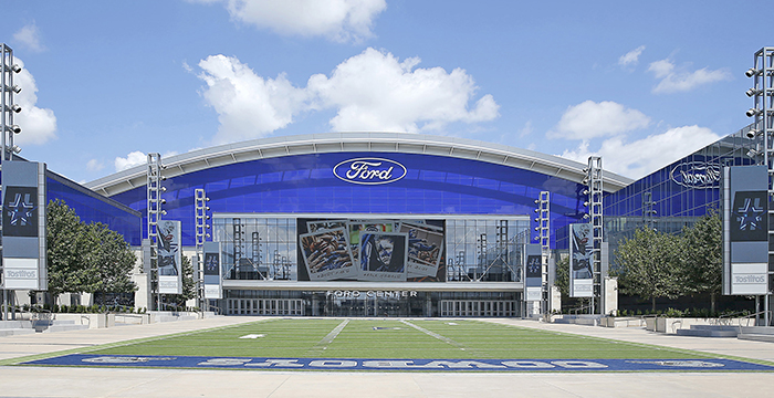 Regional – Ford Center at The Star in Frisco