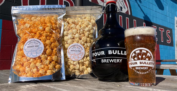 Local – Four Bullets Brewery